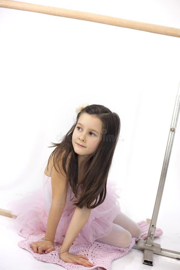 γλυκό κοριτσιών ballerina στοκ φωτογραφίες με δικαίωμα ελεύθερης χρήσης