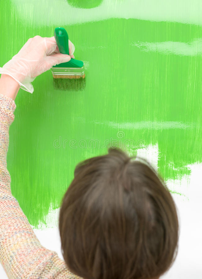 Γλυκό χρώμα πράσινο στοκ φωτογραφία με δικαίωμα ελεύθερης χρήσης