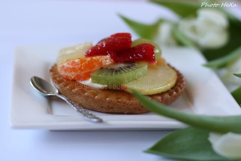 Γλυκό tuttifrutti στοκ εικόνες