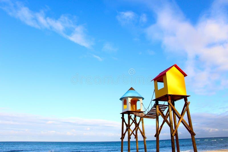 Γλυπτά από την παραλία Περθ Cottesloe θάλασσας στοκ εικόνες