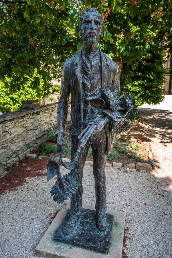 Γλυπτό του Vincent van Gogh στοκ φωτογραφία με δικαίωμα ελεύθερης χρήσης