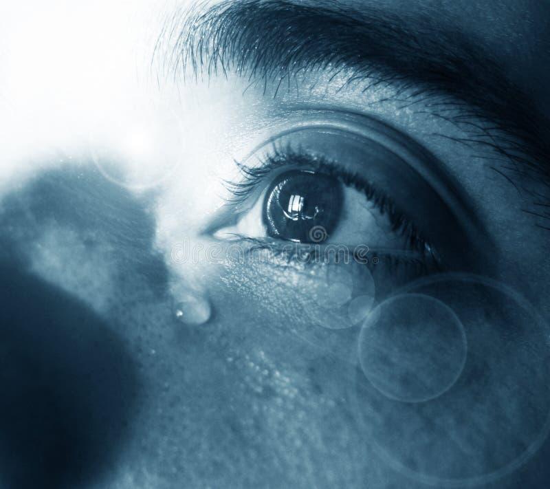 Δάκρυα στοκ εικόνες