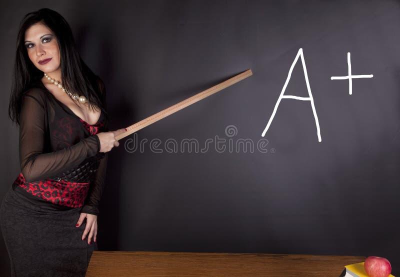 δάσκαλος σχολείου στοκ εικόνα