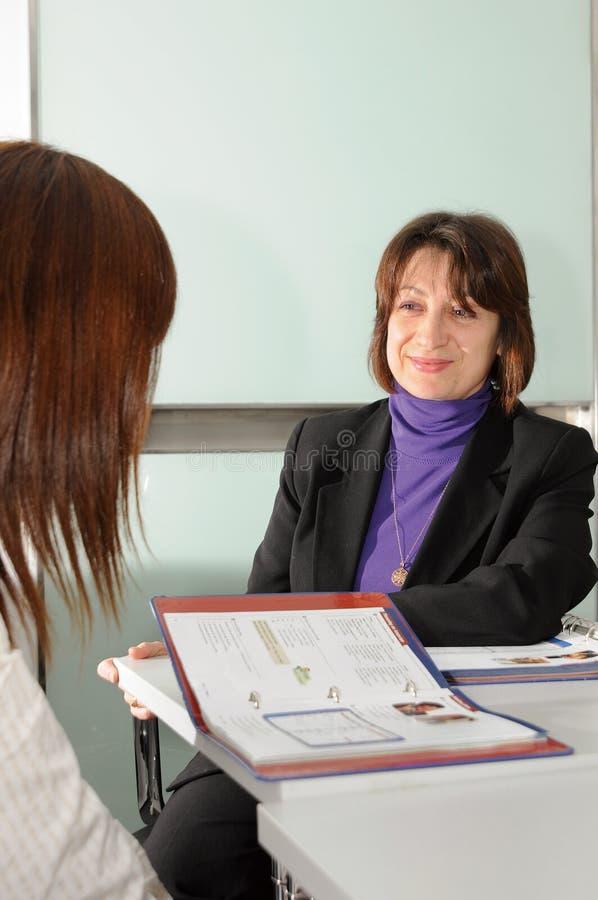 δάσκαλος στοκ εικόνα με δικαίωμα ελεύθερης χρήσης