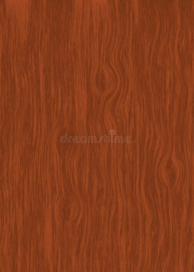 δάσος κερασιών διανυσματική απεικόνιση