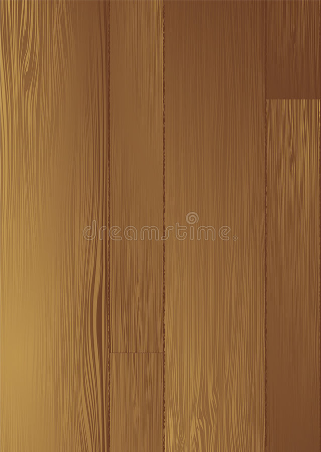 δάσος σιταριού διανυσματική απεικόνιση