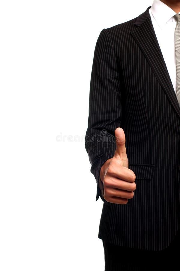 δάχτυλο αυξημένο το χέρι s &epsil στοκ εικόνες
