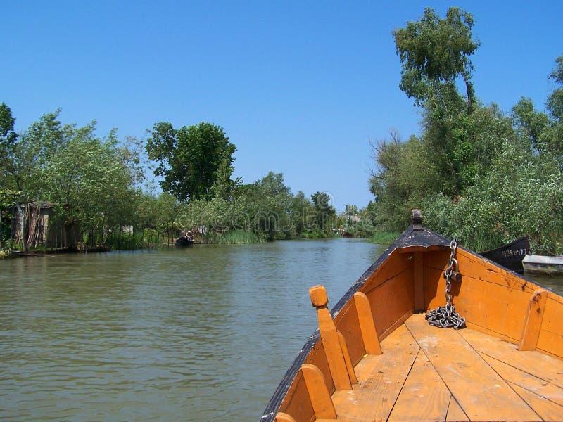 δέλτα Δούναβη στοκ φωτογραφίες