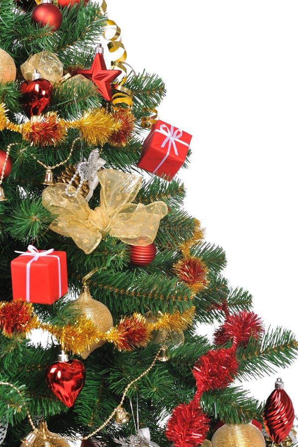 δέντρο έλατου Χριστουγέννων στοκ φωτογραφίες