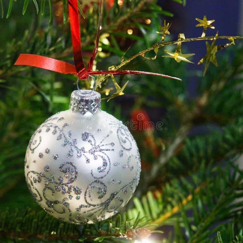 δέντρο διακοσμήσεων Χριστουγέννων στοκ φωτογραφία με δικαίωμα ελεύθερης χρήσης