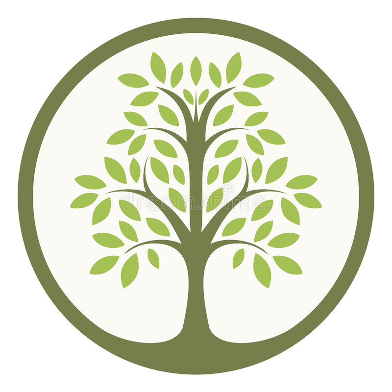 Δέντρο της ζωής απεικόνιση αποθεμάτων