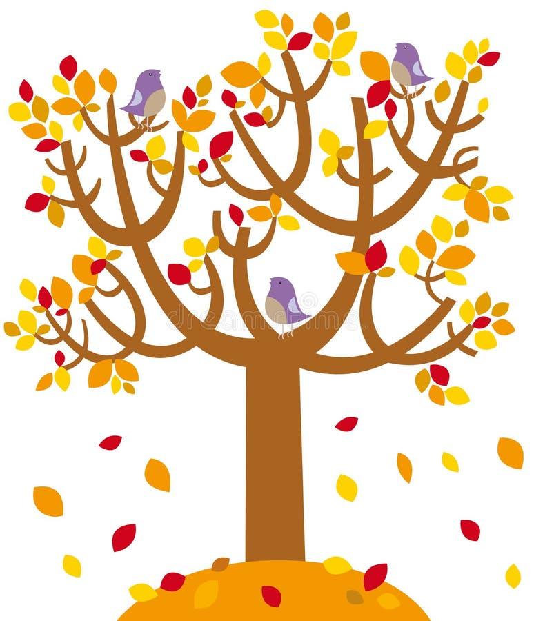 δέντρο φθινοπώρου