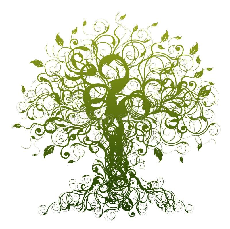 Download δέντρο απεικόνιση αποθεμάτων. εικονογραφία από φοβιτσιάρης - 13180753