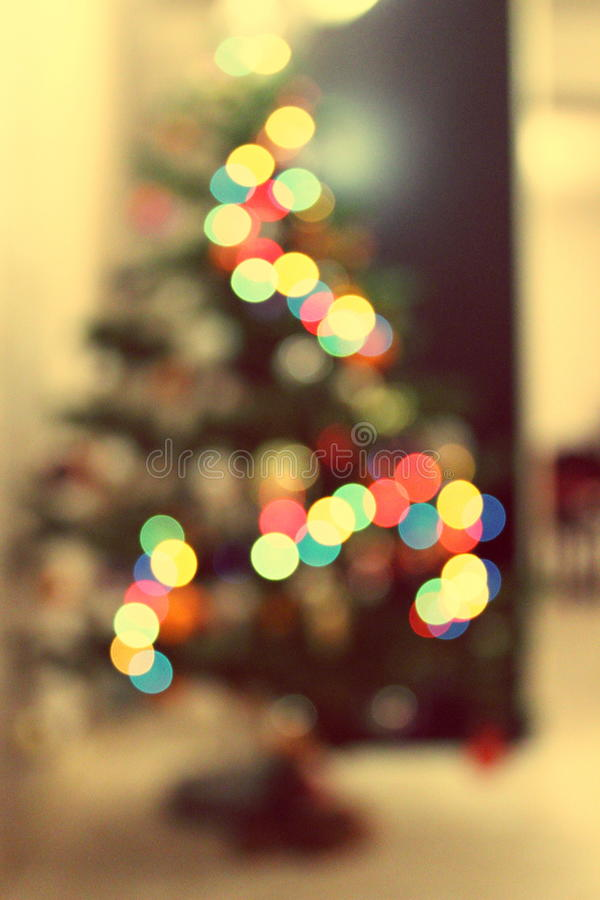 Δέντρο Colorfull στοκ φωτογραφία