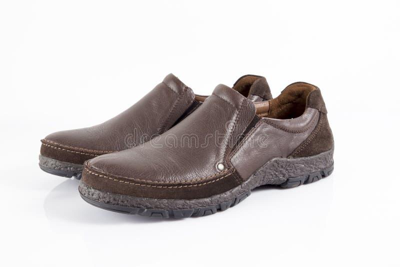 δέρμα παπουτσιών στοκ εικόνες με δικαίωμα ελεύθερης χρήσης