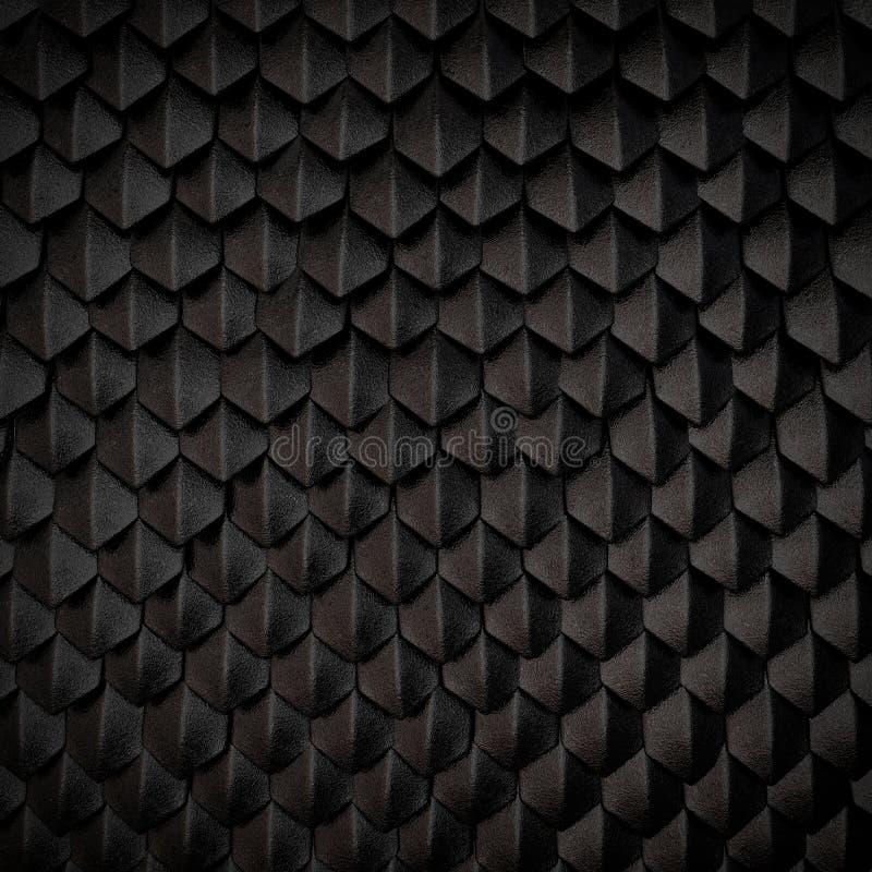 Δέρμα δράκων διανυσματική απεικόνιση