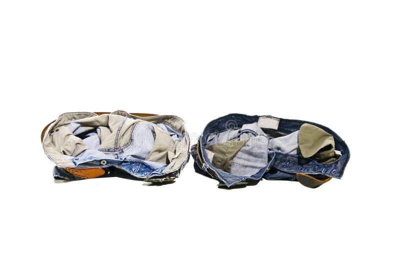 δέρμα τζιν ζωνών στοκ φωτογραφία με δικαίωμα ελεύθερης χρήσης