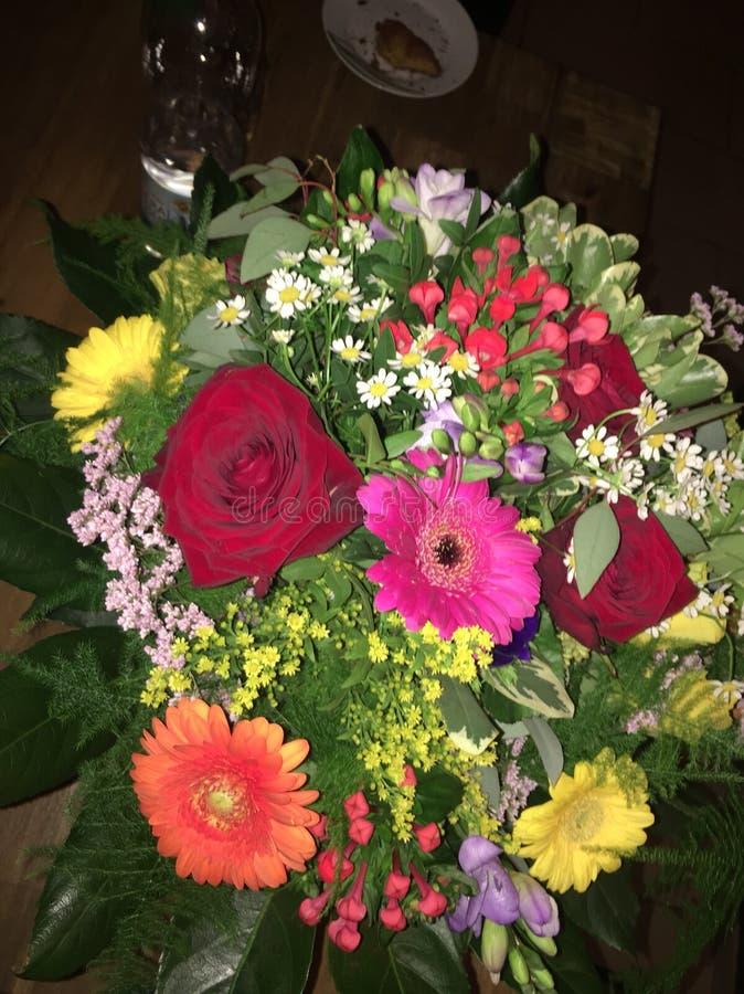 Δέσμη των λουλουδιών στοκ φωτογραφίες