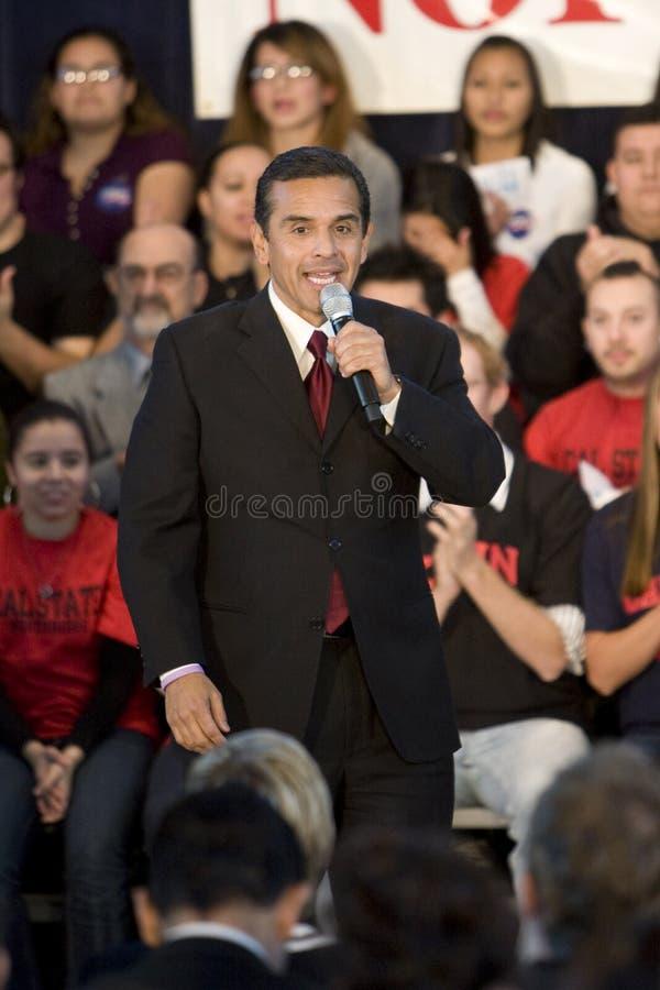 δήμαρχος antonio Los της Angeles vill στοκ εικόνα με δικαίωμα ελεύθερης χρήσης