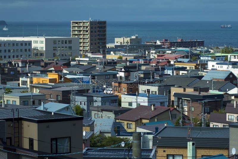 Δήμος της πόλης Hokkaido Ιαπωνία sapporo στοκ εικόνες
