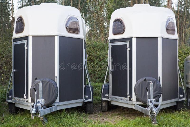 δίδυμο ρυμουλκών αλόγων στοκ φωτογραφίες