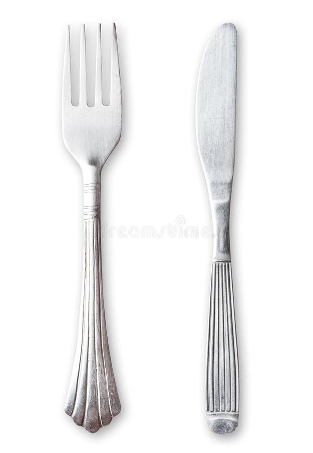 Download Δίκρανο και μαχαίρι. Ψαλιδίζοντας μονοπάτι. Στοκ Εικόνες - εικόνα από μαχαίρι, ανασκόπησης: 22777848