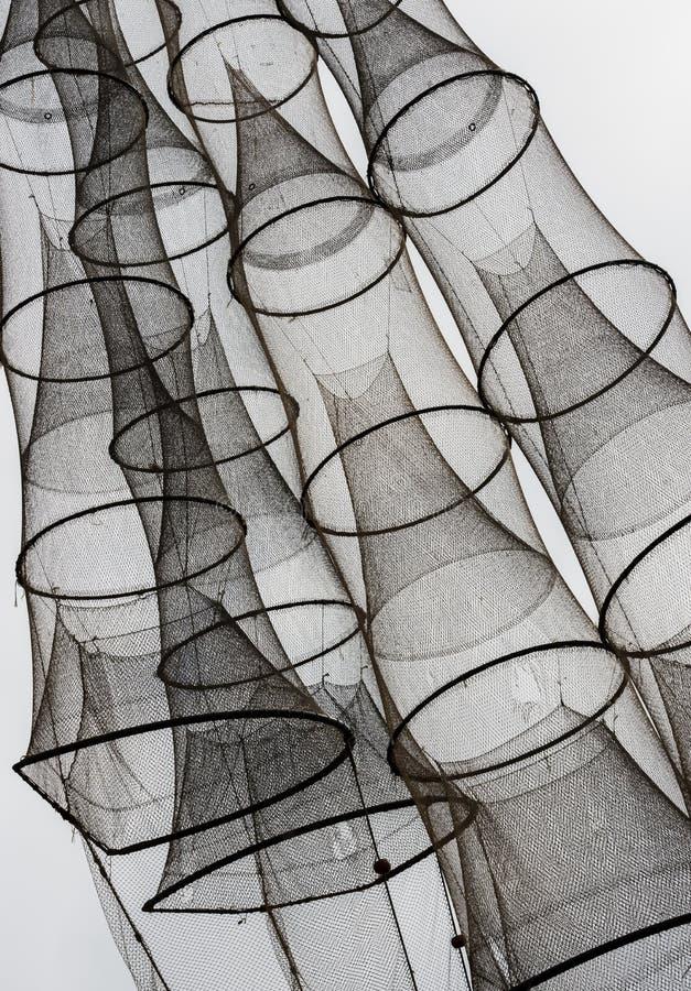 Δίκτυα ψαριών στοκ εικόνες με δικαίωμα ελεύθερης χρήσης