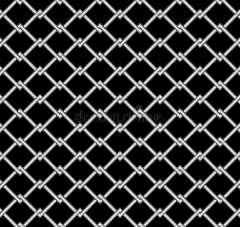 Δίκτυο χάλυβα ελεύθερη απεικόνιση δικαιώματος