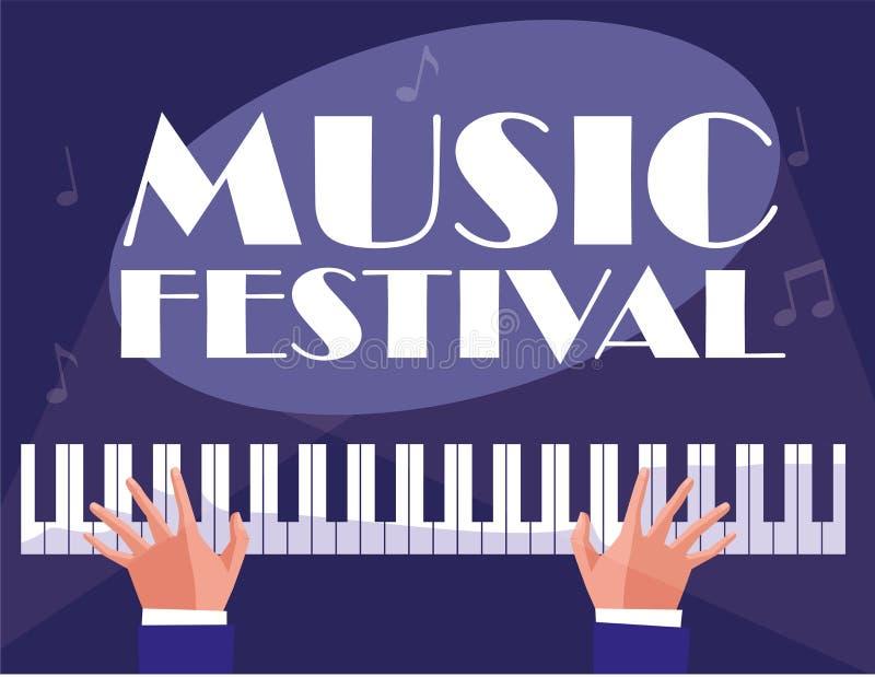 Δίνει στο πιάνο παιχνιδιού το κλασσικό όργανο απεικόνιση αποθεμάτων