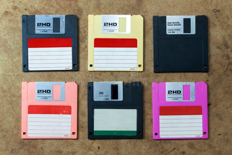 Δίσκος ή δισκέτα στοκ φωτογραφίες με δικαίωμα ελεύθερης χρήσης