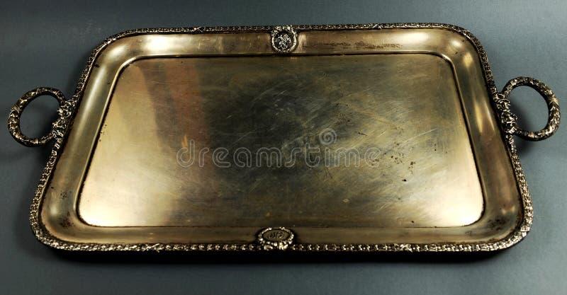 Δίσκος μετάλλων στοκ φωτογραφίες με δικαίωμα ελεύθερης χρήσης