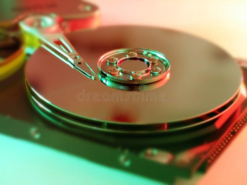 δίσκος 2 σκληρός στοκ φωτογραφία