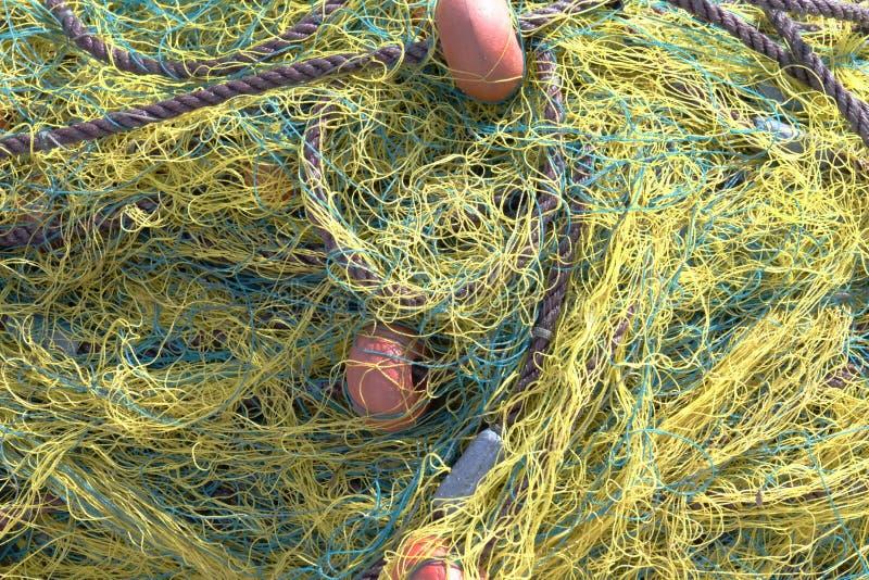 Δίχτυα αλιείας στοκ εικόνες