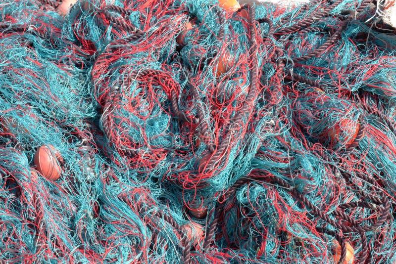 Δίχτυα αλιείας στοκ εικόνες με δικαίωμα ελεύθερης χρήσης