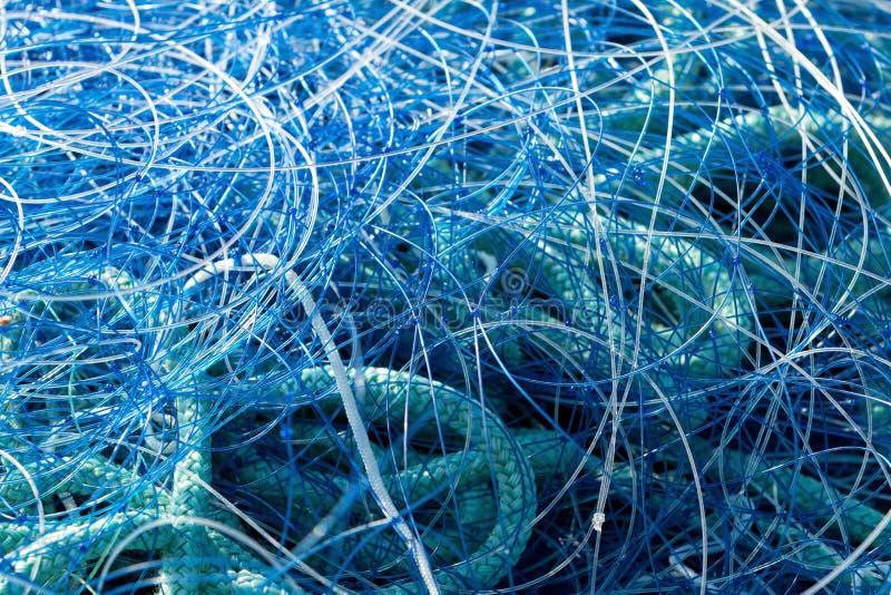 δίχτυ του ψαρέματος κινημ στοκ φωτογραφία με δικαίωμα ελεύθερης χρήσης