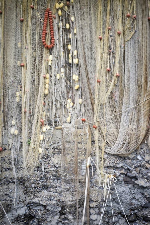 Δίχτυ του ψαρέματος hangup Εικόνα χρώματος στοκ φωτογραφία με δικαίωμα ελεύθερης χρήσης