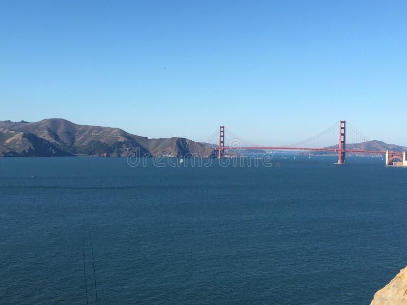 Δίδυμη αιχμή στο ασβέστιο του Σαν Φρανσίσκο στοκ εικόνες