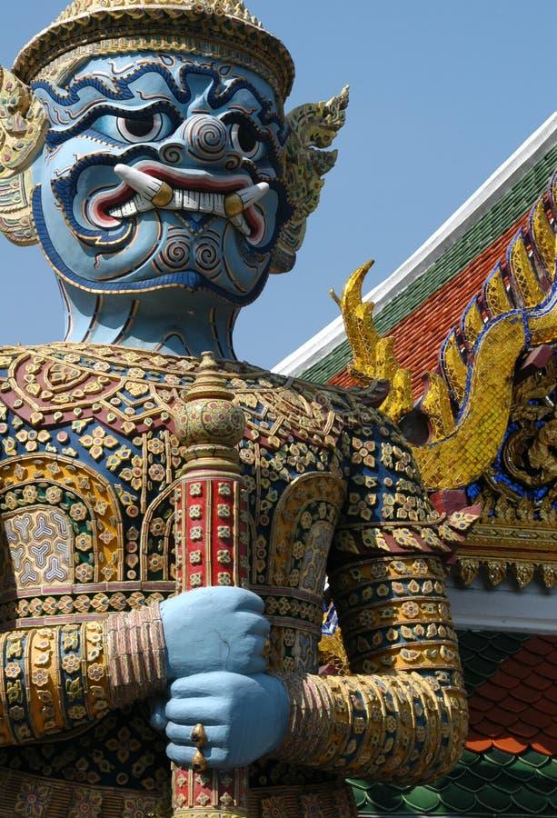 δαίμονας της Μπανγκόκ στοκ εικόνες