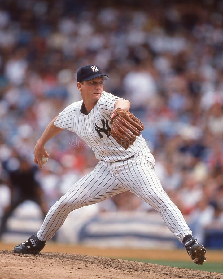 Δαβίδ Cone, New York Yankees στοκ φωτογραφίες με δικαίωμα ελεύθερης χρήσης