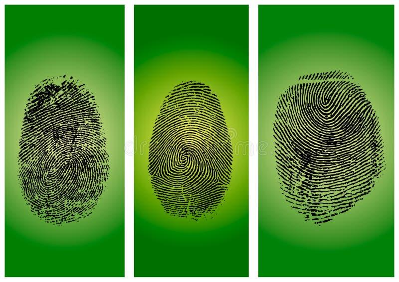 δακτυλικά αποτυπώματα ελεύθερη απεικόνιση δικαιώματος