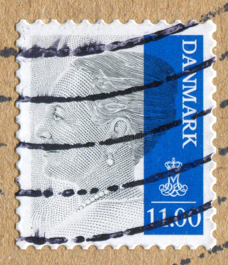 Δανική βασίλισσα Margrethe ΙΙ στοκ εικόνες με δικαίωμα ελεύθερης χρήσης