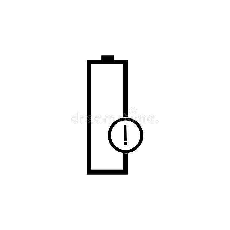 Δαπάνη μπαταριών απεικόνιση αποθεμάτων