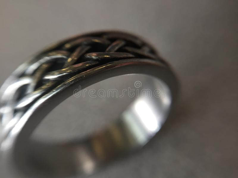 Δαχτυλίδι φιλίας στοκ φωτογραφία με δικαίωμα ελεύθερης χρήσης