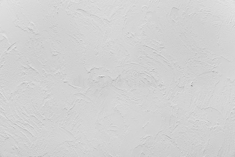 Δείγμα του διακοσμητικού ασβεστοκονιάματος ανακούφισης στον τοίχο, εσωτερικό, φυσικό χρώμα χωρίς τον τονισμό χρώματος, που δεν τε στοκ εικόνες