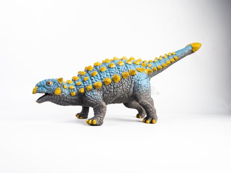Δεινόσαυρος Oviraptor στο άσπρο υπόβαθρο στοκ φωτογραφίες με δικαίωμα ελεύθερης χρήσης