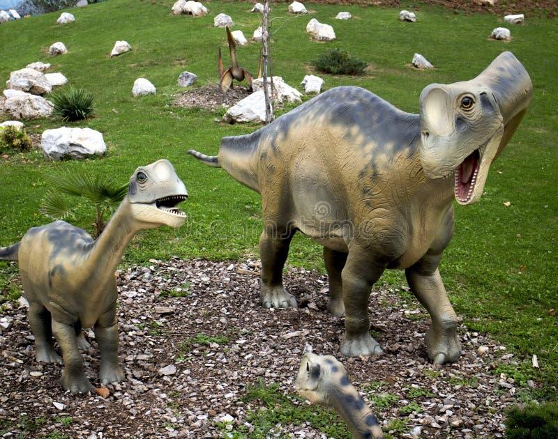Δεινόσαυρος Oviraptor στοκ φωτογραφίες