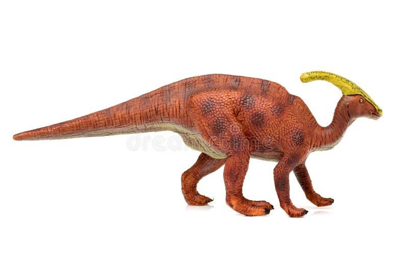 Δεινόσαυρος Parasaurolophus στοκ εικόνες