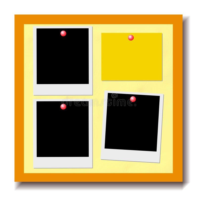 δελτίο χαρτονιών απεικόνιση αποθεμάτων