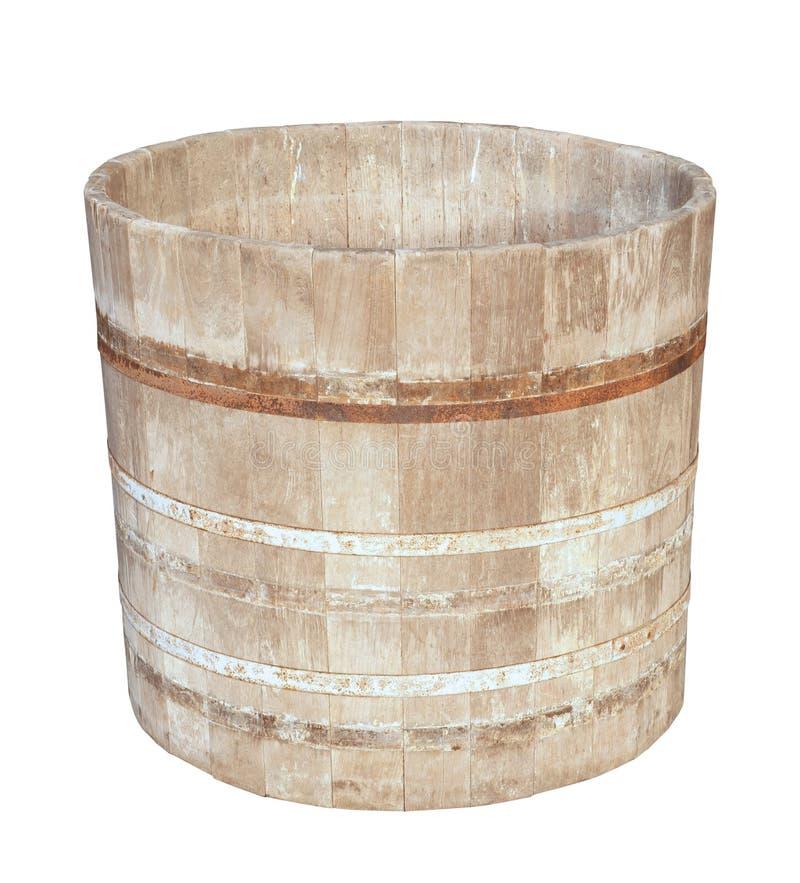 δεξαμενή ξύλινη στοκ εικόνες