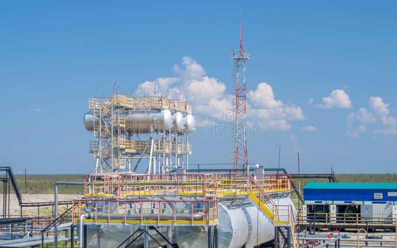 Δεξαμενή πετρελαίου στοκ εικόνα με δικαίωμα ελεύθερης χρήσης